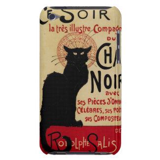 Vintage Art Nouveau, Le Chat Noir iPod Touch Cases