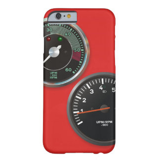 Vintage auto instruments / Classic car gauges Barely There iPhone 6 Case