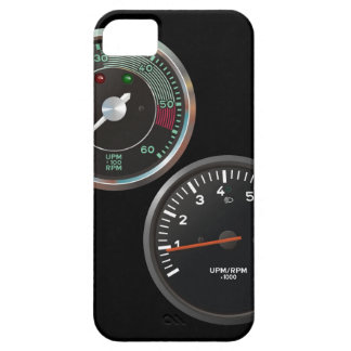 Vintage auto instruments / Classic car gauges Case For The iPhone 5