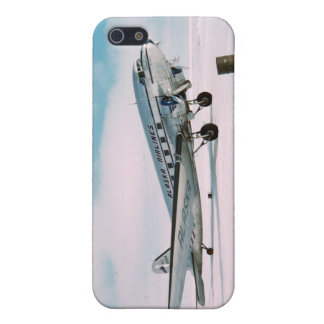 Vintage aviation airplane air plane pilot photo iPhone 5 cover