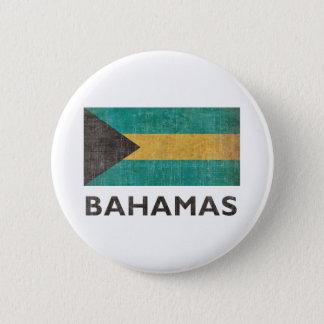 Vintage Bahamas 6 Cm Round Badge