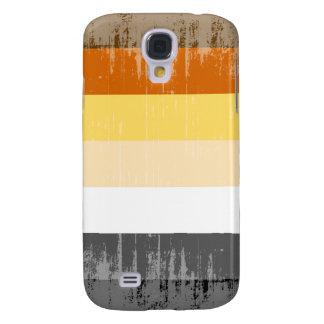 Vintage Bear Pride Galaxy S4 Case