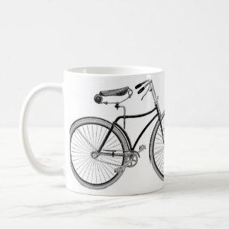 Vintage Bicycle XL Mug Antique/Retro Cycling