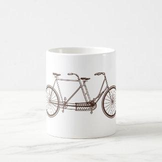 Vintage Bike for Two Coffee Mug