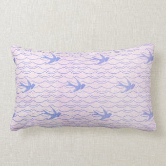 Vintage Birds Pillow