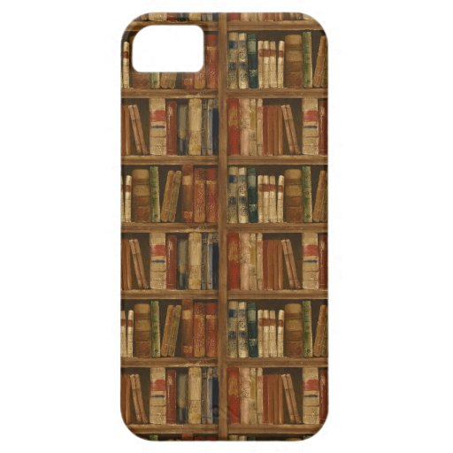 Vintage Books iPhone 5 Cases