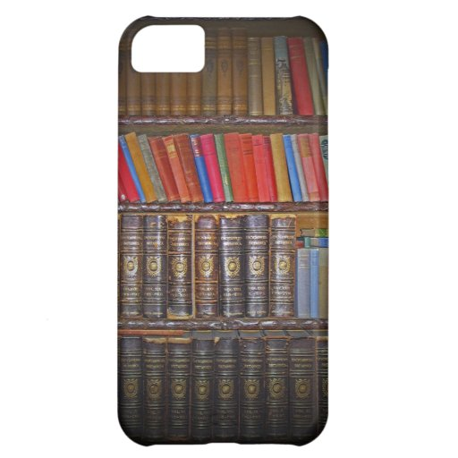 Vintage Books iPhone 5C Cover