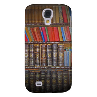 Vintage Books Samsung Galaxy S4 Covers