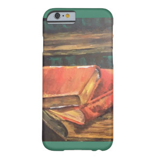 Vintage Books Painting Barely There iPhone 6 Case
