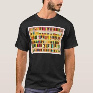 Vintage Bookshelf n Books T-Shirt