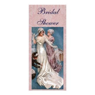 Vintage Bridal Shower Invites
