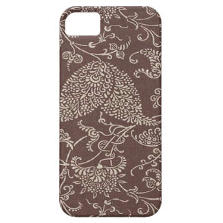 Vintage Brown Paisley Case-Mate iPhone 5 Case For The iPhone 5