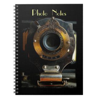 Vintage Brownie Camera Photo Notebook