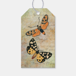 Vintage Butterfly Collage
