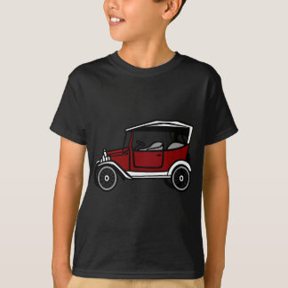 Vintage Car Automobile Old Antique Vehicle Auto T-Shirt