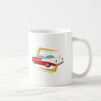 Vintage Car Coffee Mug