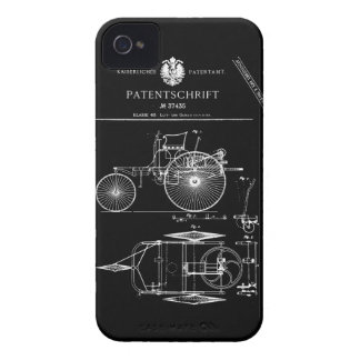 Vintage Car iPhone 4 Cases
