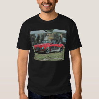 Vintage Car Tshirts