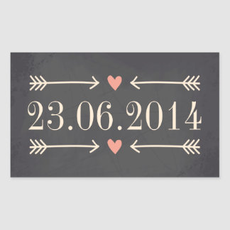 Browse the Save the Date Sticker Collection and personalise by colour, design or style.