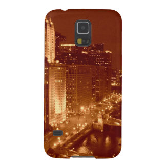Vintage Chicago River Galaxy S5 Cover