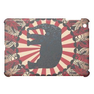 Vintage Circus Elephant Free Mandarin Case For The iPad Mini
