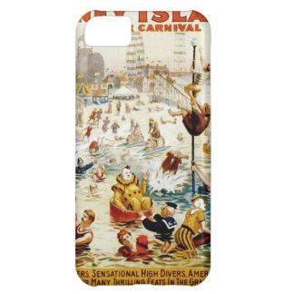 Vintage Circus Greatest Show On Earth iPhone 5C Case