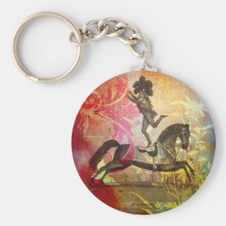 Vintage Circus Keychains