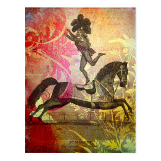 Vintage Circus Postcards