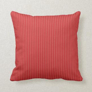 Vintage Circus Stripes Pillow