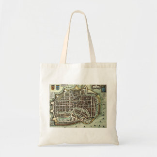 Vintage city map of Enkhuizen Bag