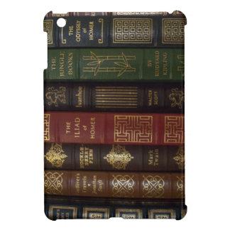 Vintage Classic Books Case For The iPad Mini