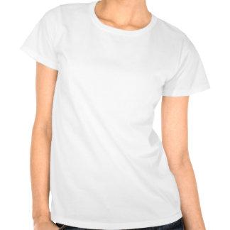Women's Rhinestone Shirt with Angel Wing Fleur de Lis Design