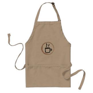Vintage Coffee Barista Uniform Standard Apron