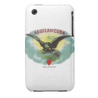 Vintage Cuban Eagle of Cuba iPhone 3 Covers