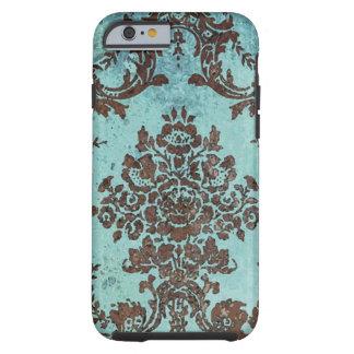 Vintage Damask Pattern Tough iPhone 6 Case