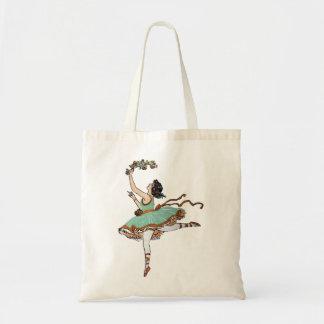Vintage Dancer Bag