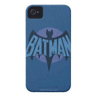 Vintage Distressed Bat Symbol iPhone 4 Cover
