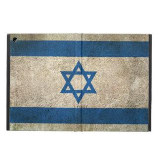 Vintage Distressed Flag of Israel Case For iPad Air