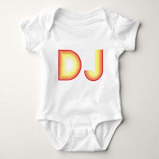 vintage DJ Baby Bodysuit