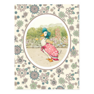 Vintage Duck Easter Postcards