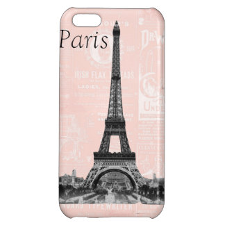 Vintage Eiffel Tower iPhone 5C Cover