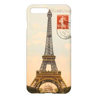 Vintage Eiffel Tower iPhone 7 Plus Case