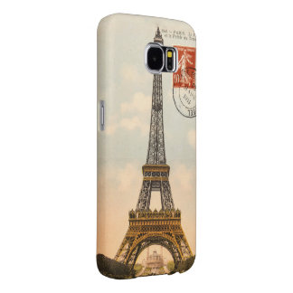 Vintage Eiffel Tower Samsung Galaxy S6 Samsung Galaxy S6 Cases