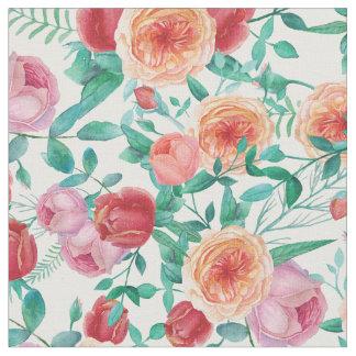 Vintage Elegance | Chic Antique Roses Pattern