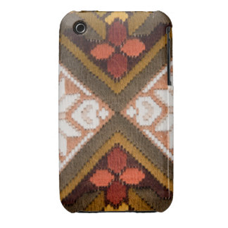 Vintage embroidery iPhone 3 cases