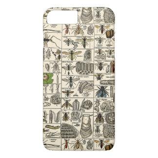 Vintage Entomology iPhone 8 Plus/7 Plus Case