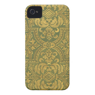 Vintage Fabric 56 iPhone 4 Cases