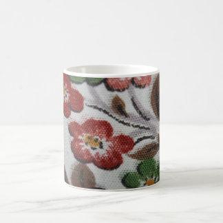 Vintage Fabric Design Mug