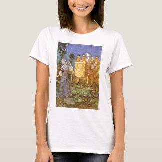 Vintage Fairy Tales Cinderella and Fairy Godmother T-Shirt
