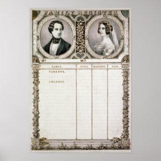 Wedding Gift Ideas Nz : Custom Vintage Wedding Posters & Photo Prints Zazzle.co.nz